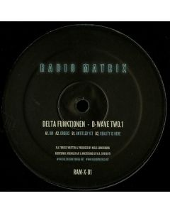 Delta Funktionen - D-Wave Two.1