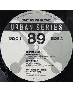 Various - X-Mix Urban Series 89
