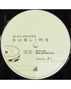 DJ Alan Dexter - Sublime