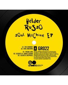 Helder Russo - Soul Machine EP
