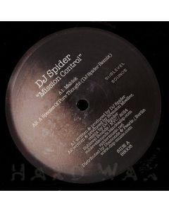 DJ Spider  , Brendon Moeller - Mission Control