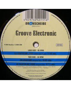Groove Electronic - La Ventoline 2002