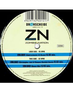 Zombie Nation - Unload (Remixes)