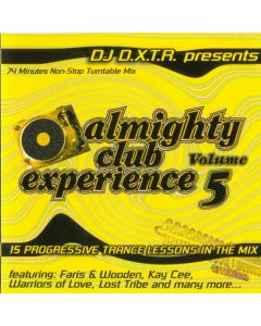 Various - Almighty Club Experience Volume 5
