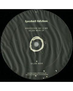 Professor Inc. & Mathieu Berthet - Silon Noir EP