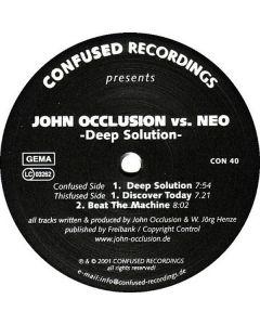 John Occlusion vs. Neo  - Deep Solution