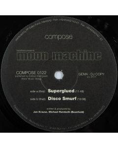 Moon Machine - Superglued / Disco Smurf