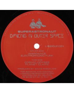 Superastronaut - Dancing In Outer Space