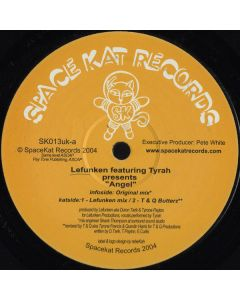 Lefunken Featuring Tyrah - Angel