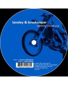 Marc Lansley & Falko Brocksieper - Cunning Stunts E.P.