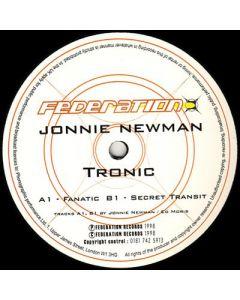 Jonnie Newman - Tronic EP