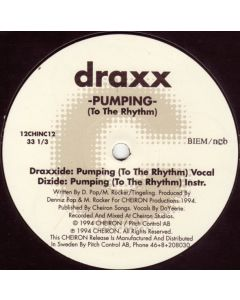 Draxx - Pumping (To The Rhythm)