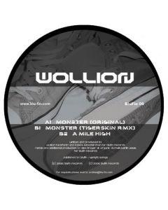 Wollion - Monster