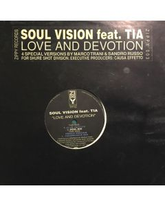 Soul Vision  Feat. Tia  - Love And Devotion