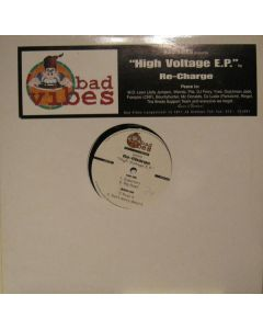Re-Charge - High Voltage E.P.