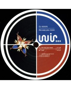 G-Man - The Way You Move