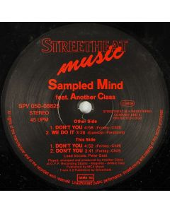 Sampled Mind Feat. Another Class - Don't You