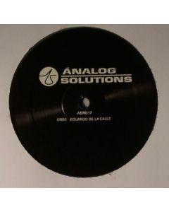Orbe  , Eduardo De La Calle - Analog Solutions 17