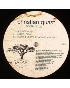 Christian Quast - Spank! It Up