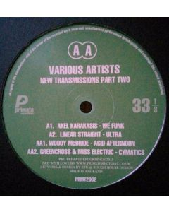 Various - New Transmissions Part Two