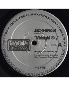 Jazz-N-Groove - Midnight Sky
