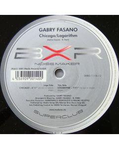 Gabry Fasano - Chicago / Logarithm