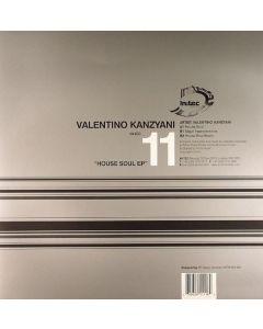 Valentino Kanzyani - House Soul EP