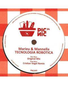 Marieu & Mannella - Tecnologia Robotica