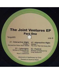 Various - The Joint Ventures EP (Part One)