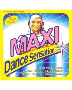 Various - Maxi Dance Sensation 24