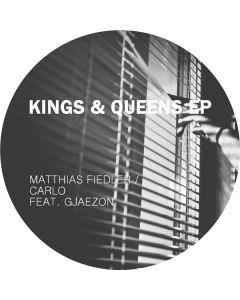 Matthias Fiedler / Carlo Feat. Gjaezon - Kings & Queens EP