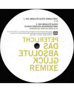 PeterLicht - Das Absolute Glück Remixe