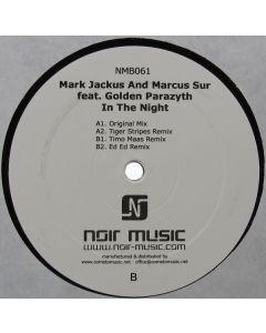 Mark Jackus , Marcus Sur , Golden Parazyth - In The Night