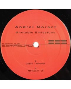 Andrei Morant - Unstable Emissions