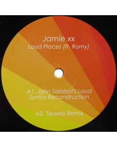 Jamie XX - Loud Places (Remixes)