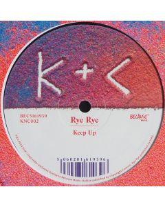 Rye Rye , Bullion - Keep Up / Did You Read U
