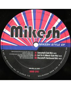 Mikesh - Mikesh Style EP