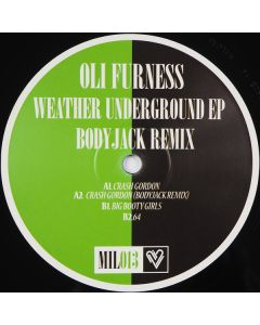 Oli Furness - Weather Underground EP (Bodyjack Remix)