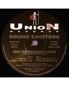 Sound Exciters - Keep The Frequency Clear