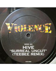 Hive - Surreal Killer (Klute VIP) / Surreal Uncut (Teebee Remix)