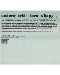 Underworld - Born Slippy