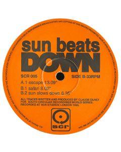 Sun Beats Down - Escape / Safari / Sun Slows Down