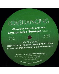 Space Coast - Glenview Records Presents Crystal Lake Remixes Volume 2