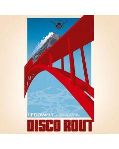 Legowelt - Disco Rout