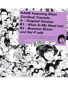 Kaos  Featuring Khan - Cerebral Tremolo