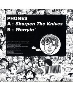 Phones - Sharpen The Knives