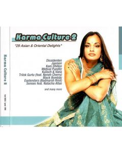 Various - Karma Culture 2 (29 Asian & Oriental Delights)