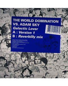 The World Domination vs. Adam Sky - Galactic Lover