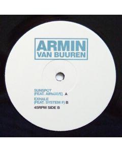 Armin van Buuren - Sunspot / Exhale