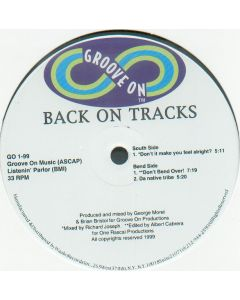 Back On Tracks - Don't It Make You Feel Allright